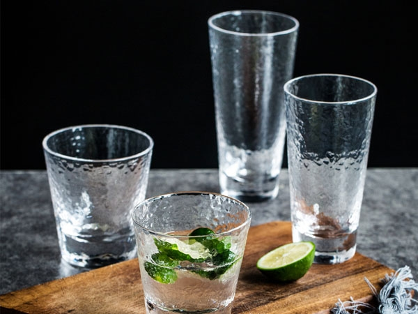 What are the precautions for glass use?